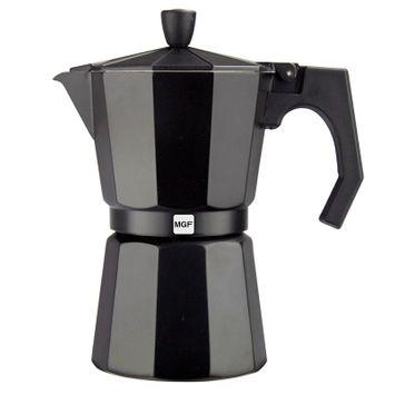 Magefesa Coffee Maker in Black (9Cup)