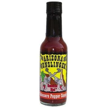Arizona Gunslinger Habaner Hot Sauce 5oz