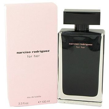 Narciso Rodriguez for Her 3.4oz. Eau de Toilette Spray for Women by Narciso Rodriguez