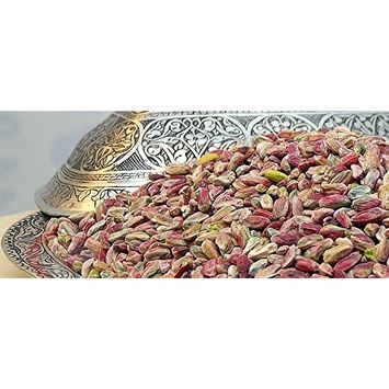 IGD Turkish Dry Fruit & Nuts Series (Exclusive Peeled Turkish Pistachio, 1 Lb)