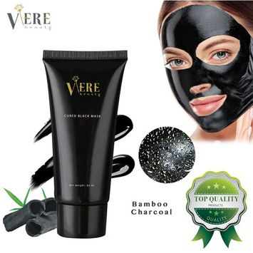 VereBeauty Blackhead Remover Mask, Deep Cleansing, Pore Shrinking, Acne & Oil Control Cleaner Mask, Best Facial Cleaning Mask for Face & Nose Acne Treatment