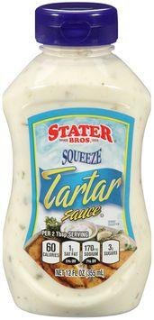 Stater bros® Squeeze Tartar Sauce