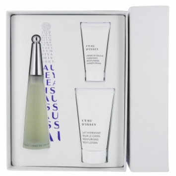 Issey Miyake L'eau D'issey Gift Set for Women, 3 Piece, 1 set