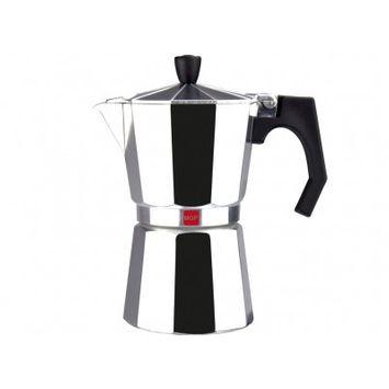 Magefesa Kenia Aluminum 6 Cups Coffee Maker Finish: Aluminum