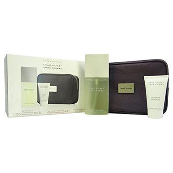 Issey Miyake L'Eau D'Issey Gift Set for Men (Eau De Toilette Spray