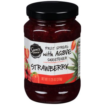 Sam's Choice™ Strawberry Fruit Spread with Agave Sweetener