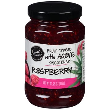 Sam's Choice™ Raspberry Fruit Spread with Agave Sweetener