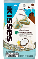 Hershey's Kisses Coconut Almond Candies