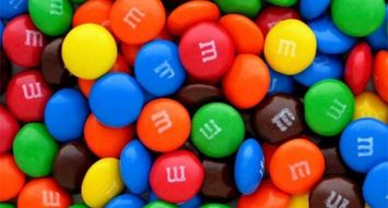 The New M&M's Taste Like Chocolate Covered Strawberries