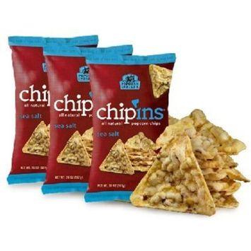Popcorn Indiana Chip'ins Sea Salt Popcorn Chips