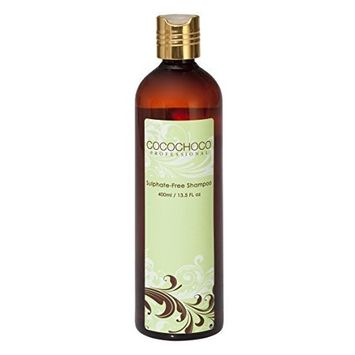 COCOCHOCO Free Sulphate Shampoo 13.5 Fl Oz \ 400ml - 6 Units