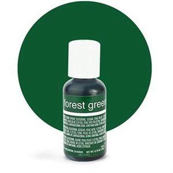 Chefmaster Liqua-Gel Forest Green .70 oz CM5115