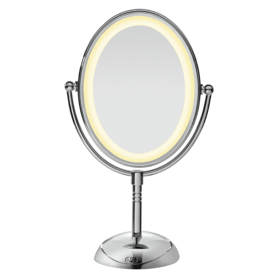 LED Lighted Collection Mirror
