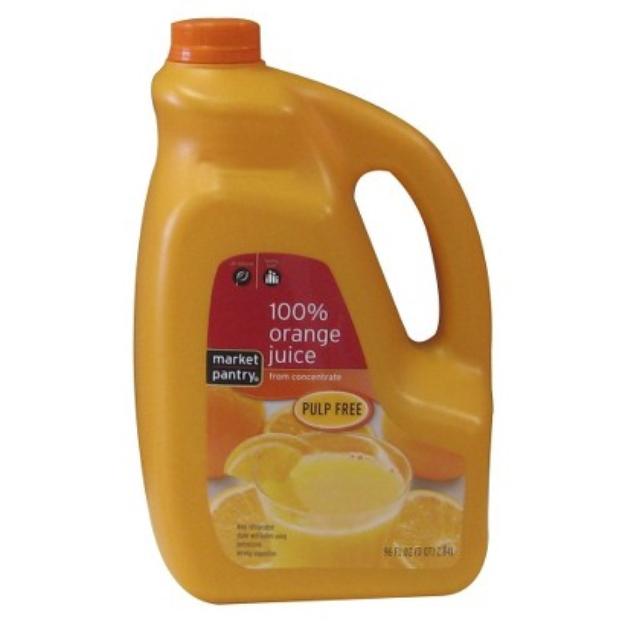 Market Pantry Mp Juice Oj No Pulp Oz Reviews