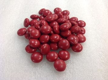 Beulah's Candyland Red Hershey-ets Hersheyettes candy coated Hershey's Milk chocolate 2 pounds