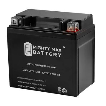 YTX5L-BS Battery Replacement for PTX5L CTX5L High Performance