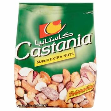 Castania Nuts Mixed Super,350 Gm (Pack Of 10)