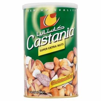 Castania Nuts Mixed Super,454 Gm (Pack Of 12)
