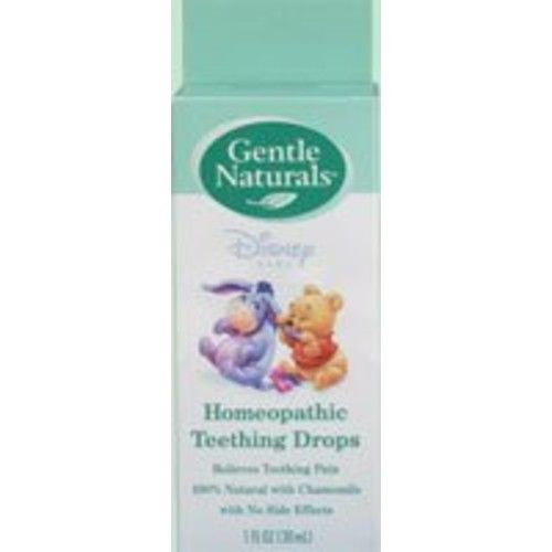 GENTLE NATURALS Baby Homeopathic Teething Drops