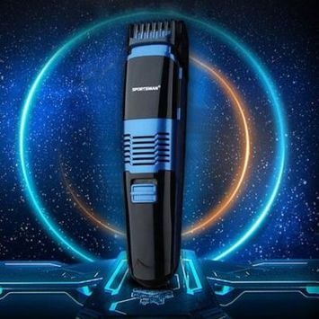2018 NEW Upgraded SM-625 Multifunctional Electric Hair Trimmer Rechargeable Hair Clipper Haircut Beard Trimmer Razor for Adult Men LED Display