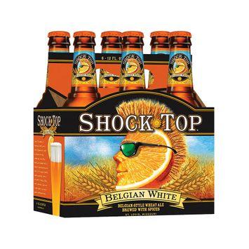Shock-Top Belgian White