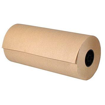 Boardwalk K2450612 Kraft Paper, 24 in x 612 ft, Brown