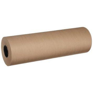 Boardwalk K2440800 Kraft Paper, 24 in x 800 ft, Brown