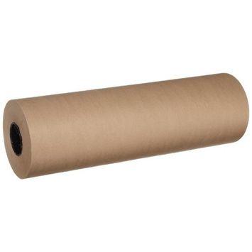 Boardwalk K2450640 Kraft Paper, 24 in x 640 ft, Brown
