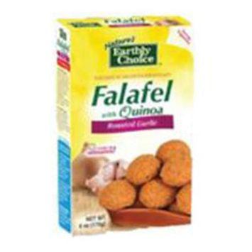 Natures Earthly Choice BG16302 Natures Earthly Quinoa Falafel Gar - 6x6OZ