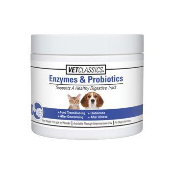 VetClassics Enzymes & Probiotics Powder
