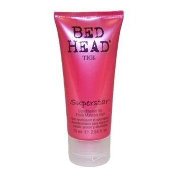 Bed Head Superstar Conditioner for Unisex by TIGI, 2.54 Ounce