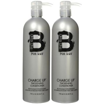 TIGI Bedhead for Men Charge Up Thickening Conditioner - 25.36 oz - 2 pk