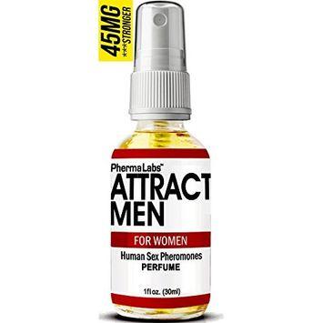 Pheromones The Secret to ATTRACT MEN Phermalabs Human Sex Premium Pheromone PERFUME GUARANTEED! TO WORK!! #045