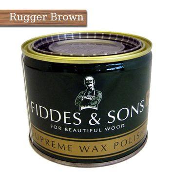 Fiddes Supreme Wax Polish 500 ml (available 8 colors)