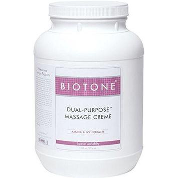 Biotone Dual Purpose Massage Cream, 128 Ounce