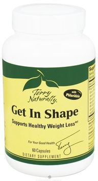 EuroPharma - Terry Naturally Get in Shape with Phloridzin - 60 Capsules.