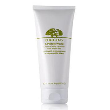 Origins A Perfect World Creamy Body Cleanser