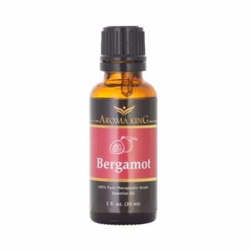 Aroma King Bergamot Essential Oil - 1 oz