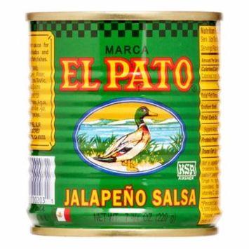 (3 Pack) El Plato Green Jalapeno Sauce, 7.75 Oz