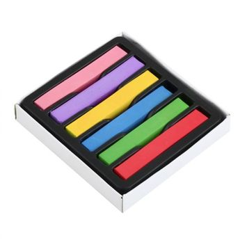 Tonewear 6 Colors Hair Chalk temporary coloring