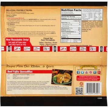 John Soules Foods® Flame Broiled, Seasoned & Sliced Beef Fajitas