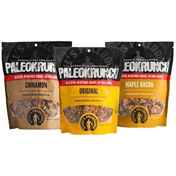 Steve's PaleoGoods, PaleoKrunch Cereal Sampler, 22.5 oz