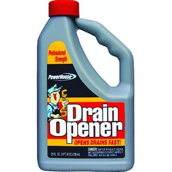 First Force Professional Strength Drain Opener, 32 Oz