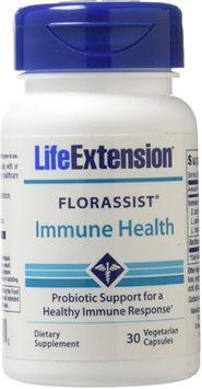 FLORASSIST Immune Health Life Extension 30 VCaps
