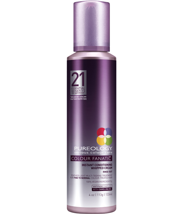 Pureology Colour Fanatic Instant Conditioning Whipped Hair Cream