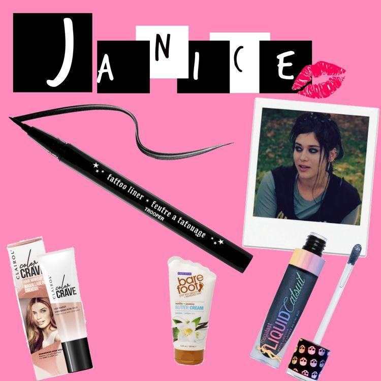 Mean Girls Product Style Guide: Janice