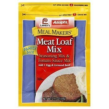 Adolphs Meat Loaf, 2.11 oz, 3 pk