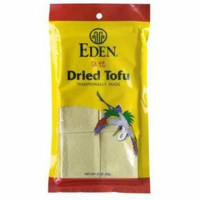 EDEN Dried Tofu, 2 Ounce (Pack of 6)