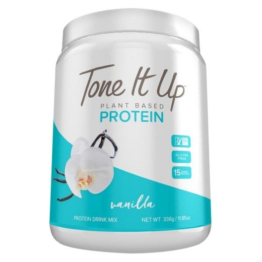 Tone It Up Plant Based Protein Vanilla