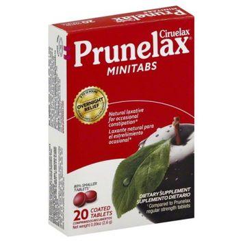 Garden House Usa Prunelax Minitabs 20ct